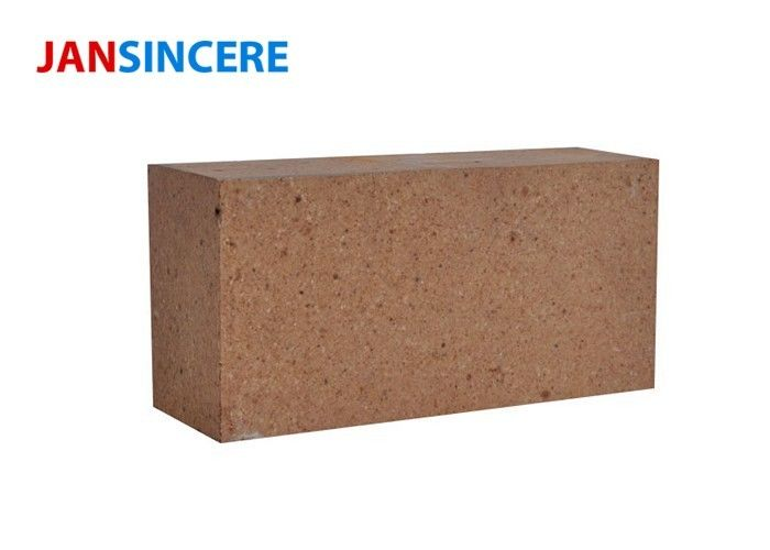 High Strength Cement Kiln Bricks Light Duty Good Thermal Shock Resistance