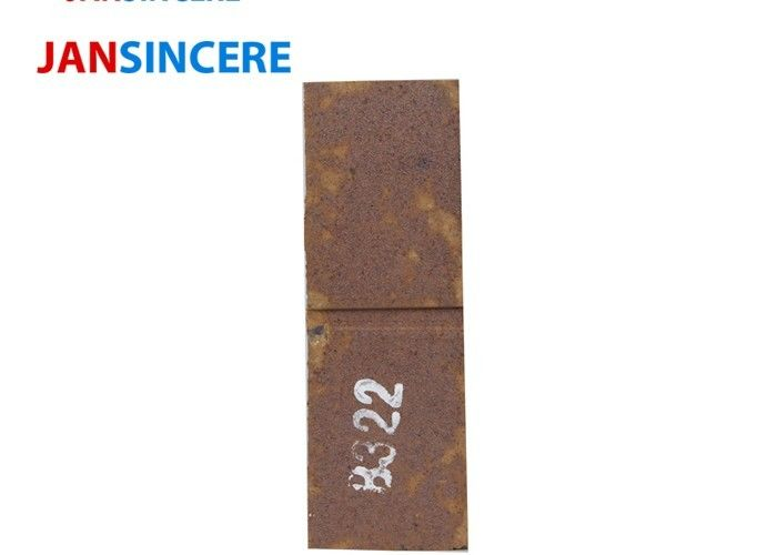 High Temperature Refractory Fire Bricks , Silicon Mullite Fire Retardant Bricks
