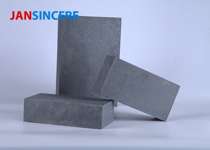 Insulating Silicon Carbide Refractory Bricks Straight Shape Good Thermal Shock Resistance