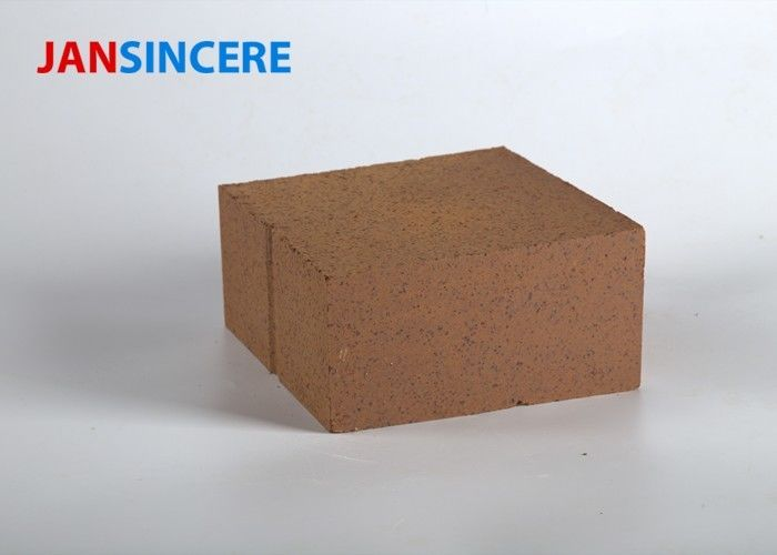 Heat Resistance Rotary Kiln Refractory Bricks High Purity Magnesia Iron Spinel