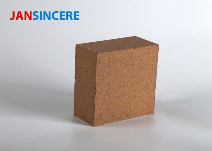 Low Thermal Epansion Magnesite Refractory Bricks Heat Proof High Purity