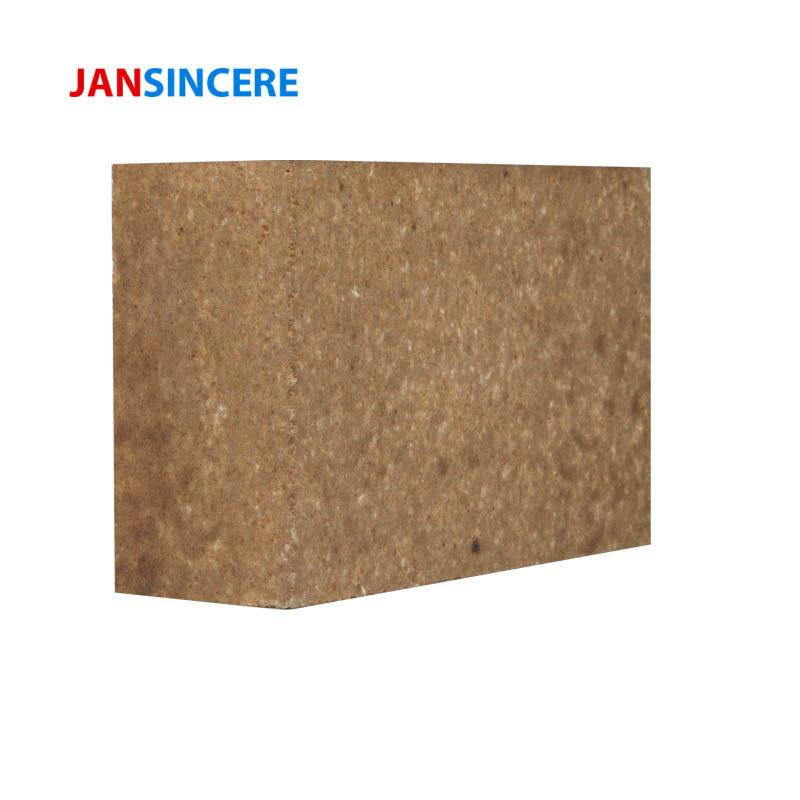 Fire Retardant Bricks Silicon Mullite Refractory Brick for Rotary Kiln