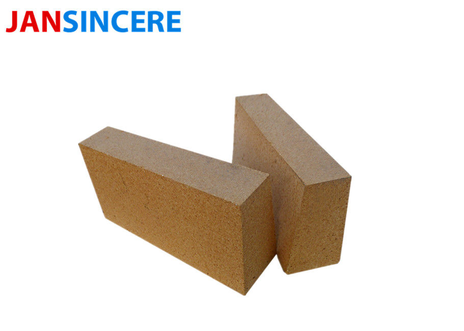 Customized Refractory Insulating Fire Brick / Fireplace Pizza Oven Fire Bricks
